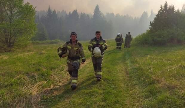 Директор парка «Нечкинский»: горная местность препятствует проезду пожарных машин