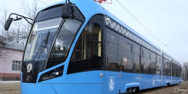 На проспекте Мира задерживаются трамваи №17 из-за аварии