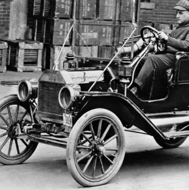 История создания автомобиля