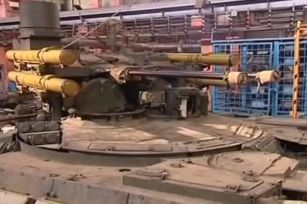 В России создают первые образцы тяжелого ударного робота «Штурм»