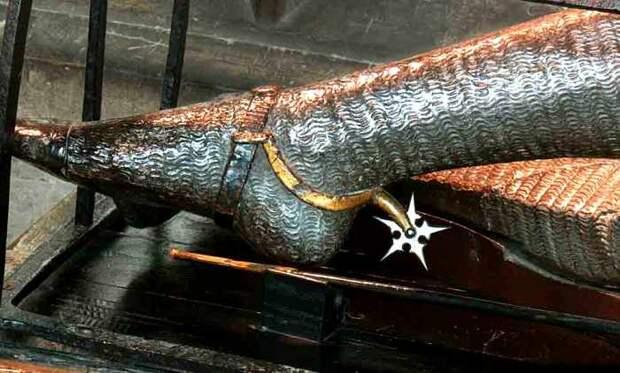 Рыцарские шпоры имели особое значение. /Фото: armflot.ru