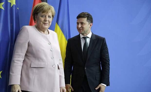 «Легкая победа для Путина»: немецкий эксперт о встрече с Зеленским