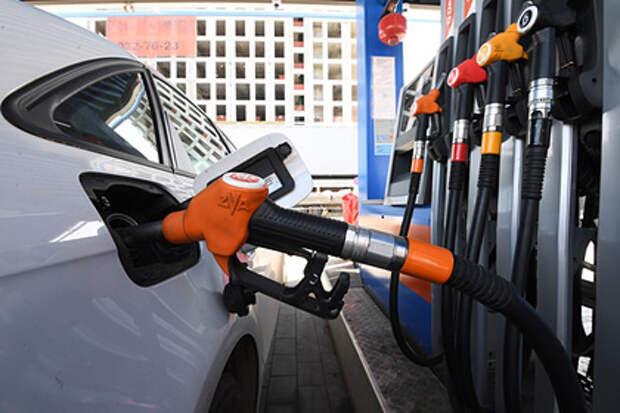 В России рекордно подорожал бензин