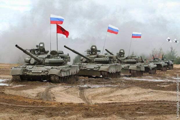 Защита русских доведёт армию РФ до Киева и Варшавы в считаные дни – эксперты