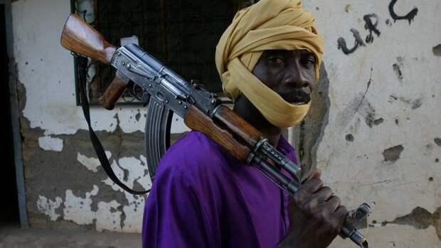 Боевики скрываются от армии ЦАР и устраивают засады на мирное население республики