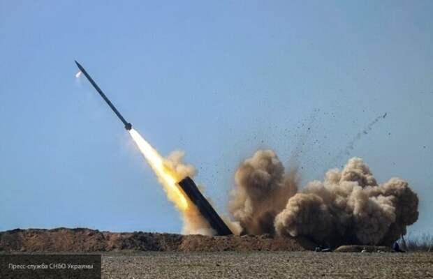 Украина собралась построить 2500 «угрожающих» России боевых ракет «Ольха-М»