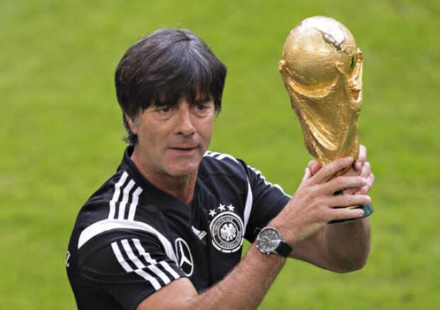 Источник: немецкий специалист является приоритетным на пост тренера сборной России