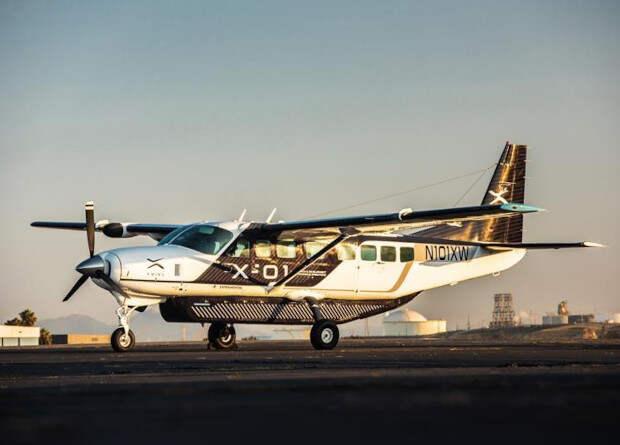 Американцы превратили Cessna Grand Caravan в грузовой беспилотник
