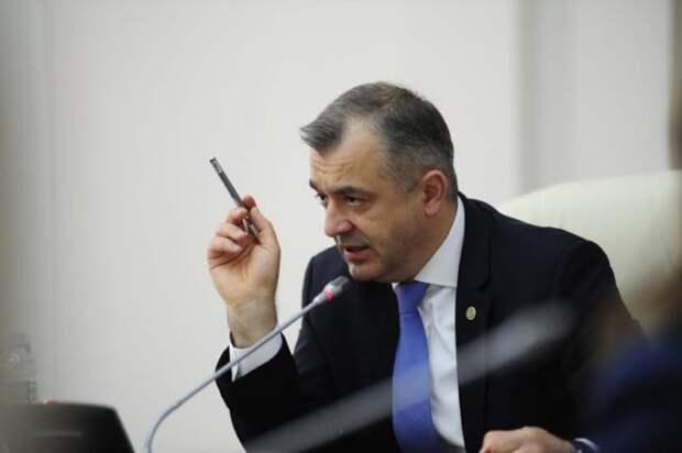 Молдавский премьер накликал немилость Бухареста
