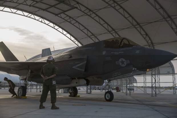 Производство F-35 отложено на неопределенный срок