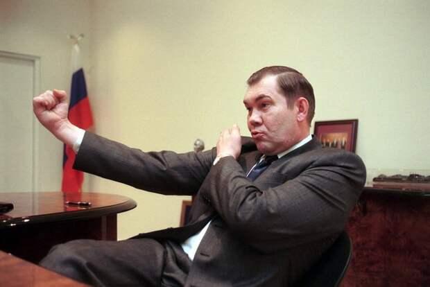 20 век в цвете: Россия в 1996 году.