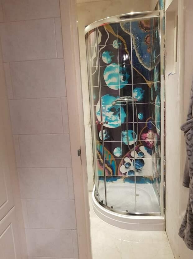 ремонт в ванной комнате без бюджета