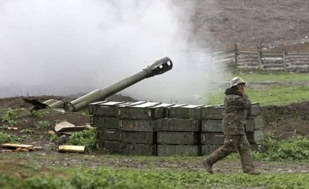 В Нагорном Карабахе снова началась война