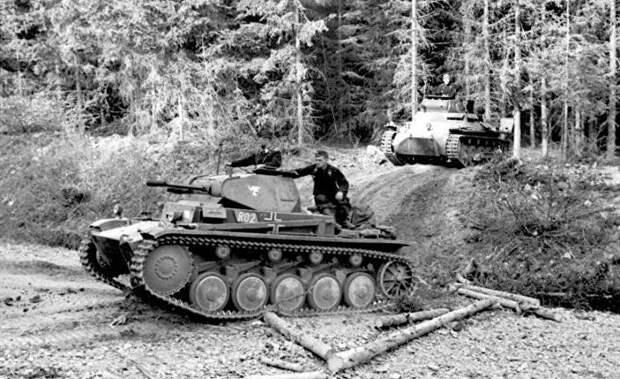 Почему танкисты Гитлера избегали боёв с Т-34 в 1941 году