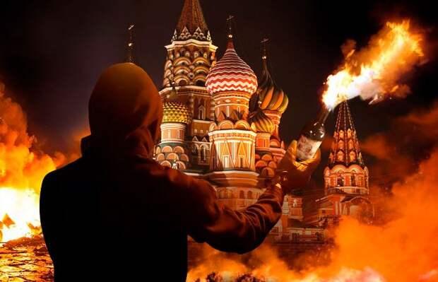 США на осень готовят Майдан в Москве