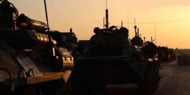 Турция хочет ввести свои войска в Карабах и изгнать российских миротворцев