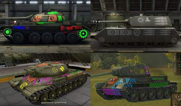 Полезные моды для World of Tanks