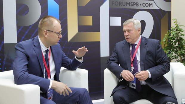 Ростовская области заключила несколько важных соглашений наПМЭФ