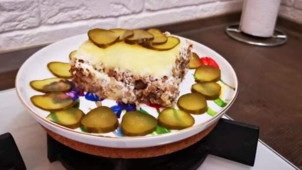 Готовлю гречку по-польски, получается очень вкусно. На столе не задерживается, семья съедает сразу. Делюсь рецептом
