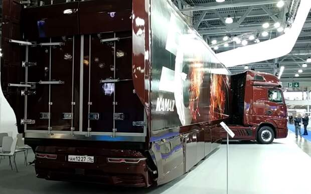 Новый КАМАЗ Континент готовят к запуску в серию