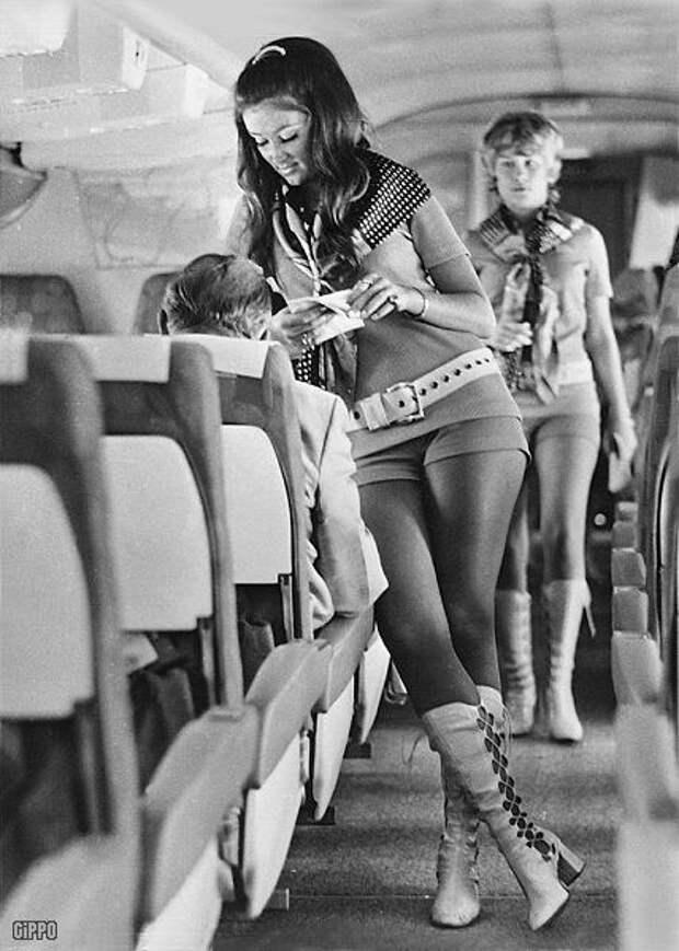 Прелестницы из 70-ых.