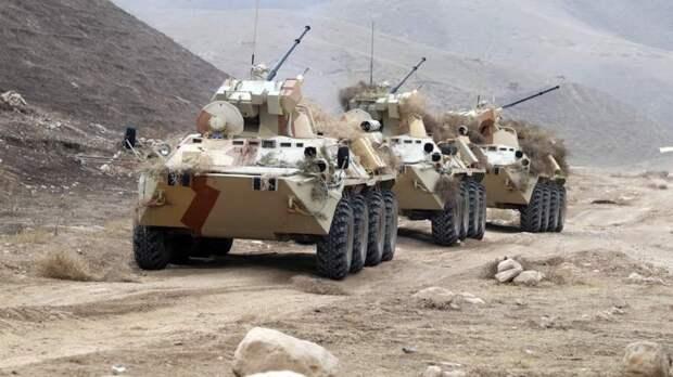 РФ и Таджикистан проведут учения на фоне осложнения ситуации в Афганистане