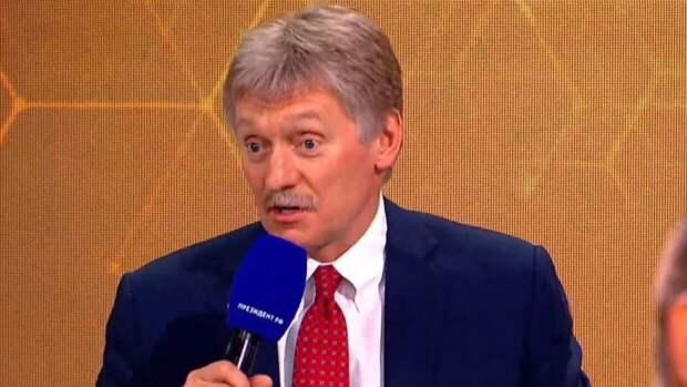 Песков заявил о важности решения палестино-израильского конфликта дипломатическим путем