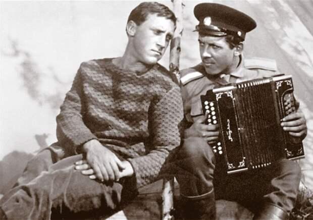 Золотухин и Высоцкий: Что на самом деле стало причиной большой ссоры двух друзей-актеров