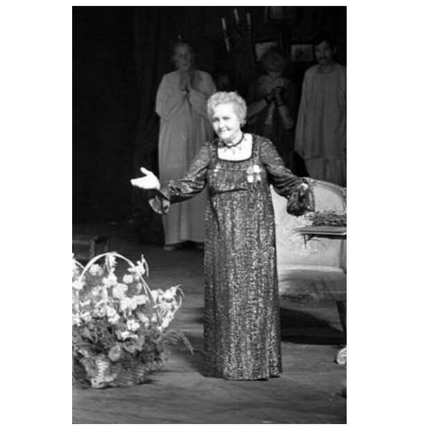 «Мучительное одиночество и пугающий уход»: история виртуозной актрисы Анастасии Георгиевской