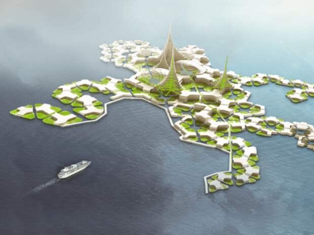 Проект Marin: Нидерланды готовятся к повышению уровня моря