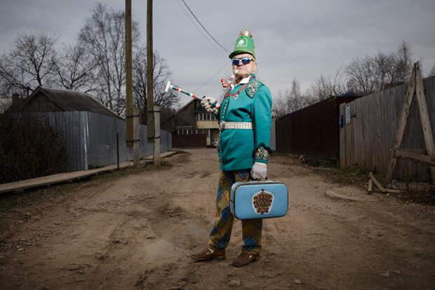 Вятский модник: как 72-летний пенсионер своими нарядами дает фору молодым