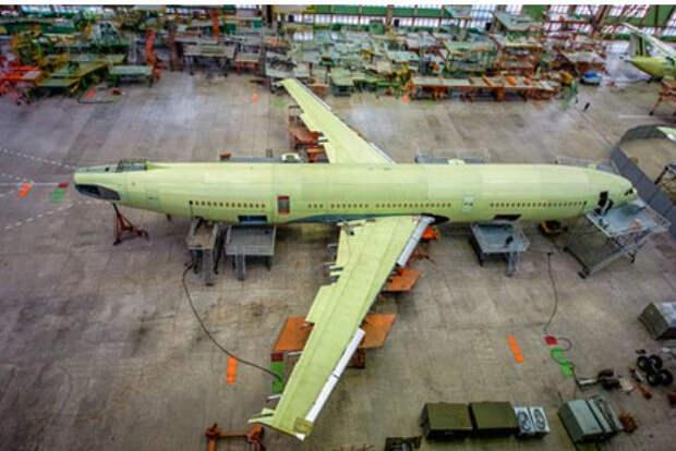Названы сроки полета нового российского самолета «Судного дня»