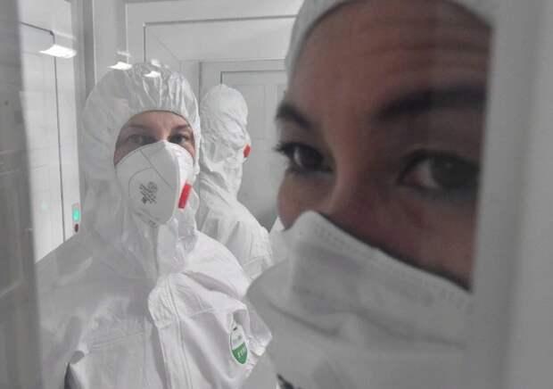 Эпидемиолог не исключил дополнительных ограничений из-за коронавируса