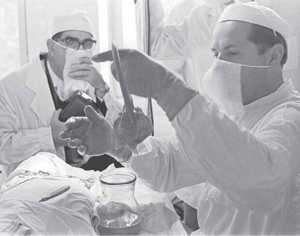 Основоположником мировой трансплантологии