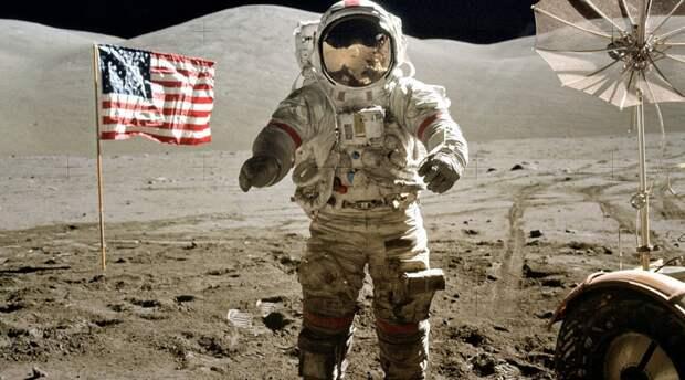 Откуда и зачем появилась фальшивая Луна американцев