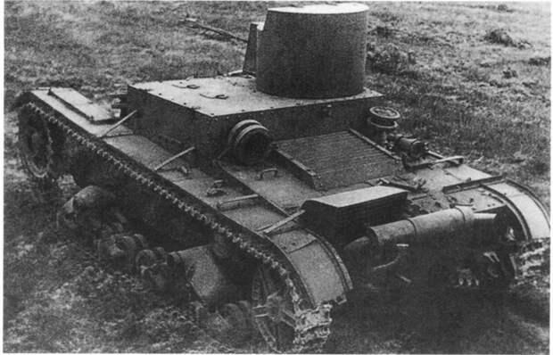 На фото - он же, вид сзади военная техника, военное, история, много букв, танки, танки СССР, техника, факты