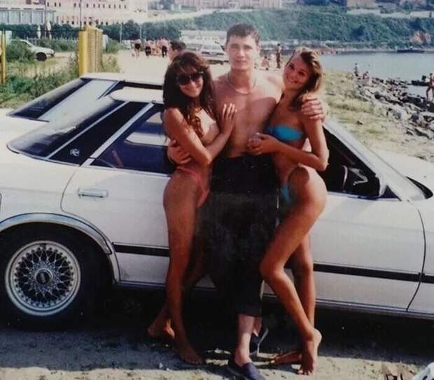 Атмосферные фотографии прямиком изнаших 90-х