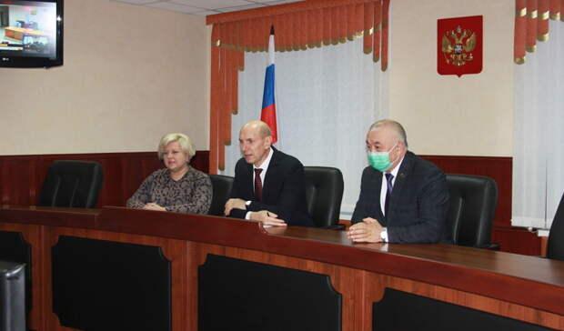 Владимир Путин не стал менять председателя Переволоцкого суда