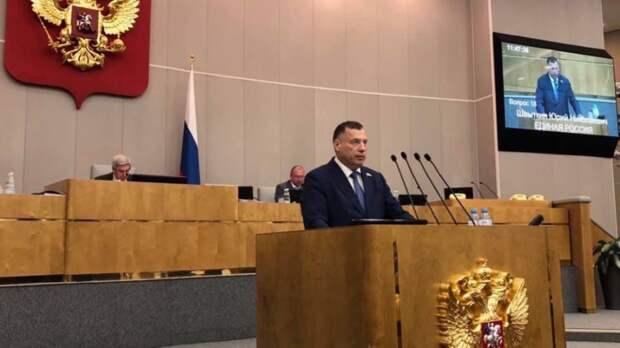 Швыткин высказался об идее ужесточения законодательства об оружии