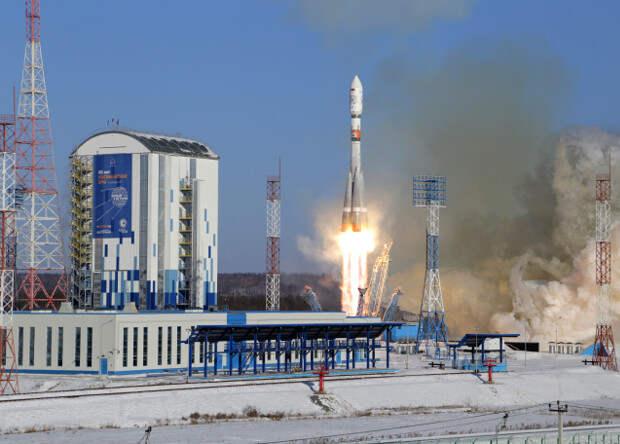 С космодрома Восточный успешно запустили ракету