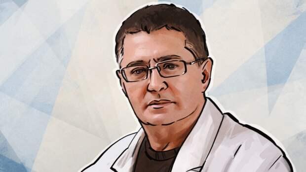 Доктор Мясников рассказал о теории искусственного происхождения COVID-19