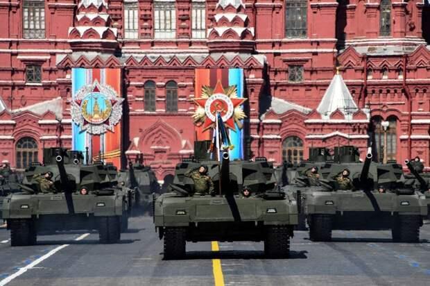 «Путин предупредил соперников», — западные СМИ о Параде Победы