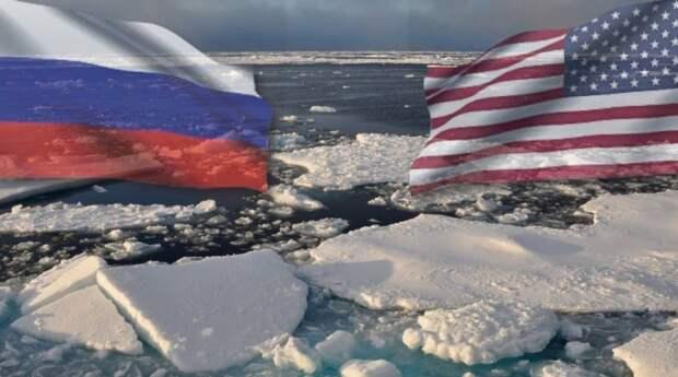 ВМС США займутся провокациями в Арктике