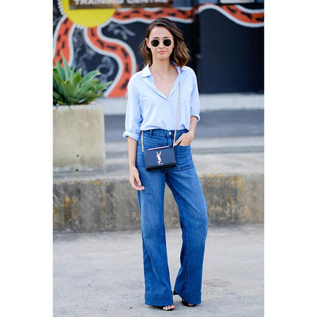 street style 61 Как выглядеть на миллион <br> в простой одежде