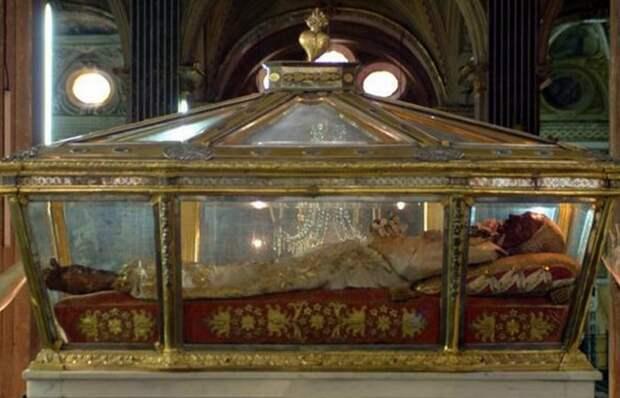 Святая Екатерина Генуэзская.