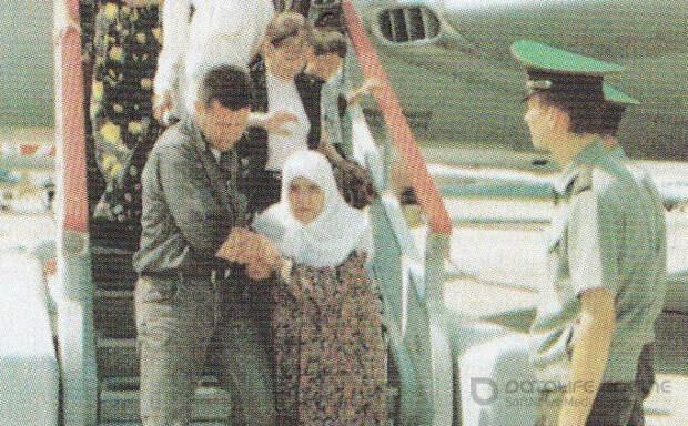 Первая группа адыгов из Косово вернулась на историческую родину в 1998 году