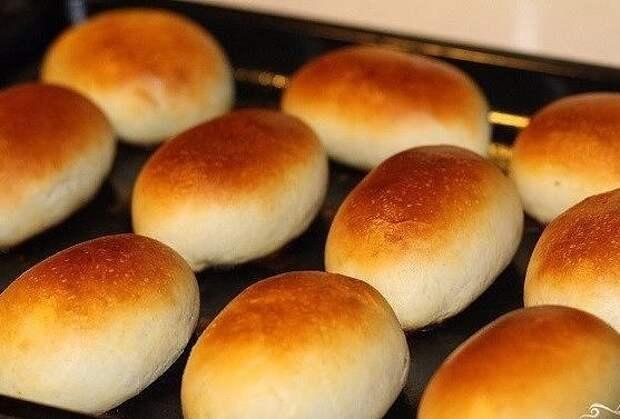 Пирожки с грибами и яйцом