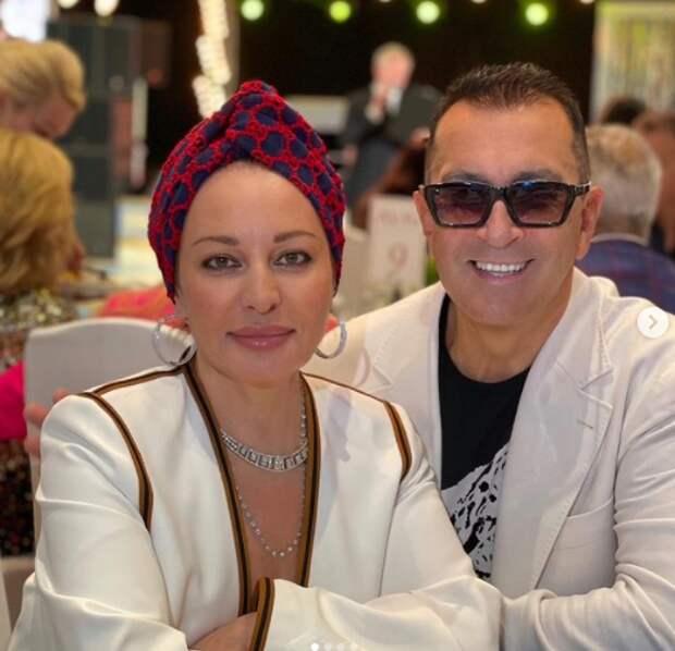Александр Буйнов опубликовал фото с 61-летней женой