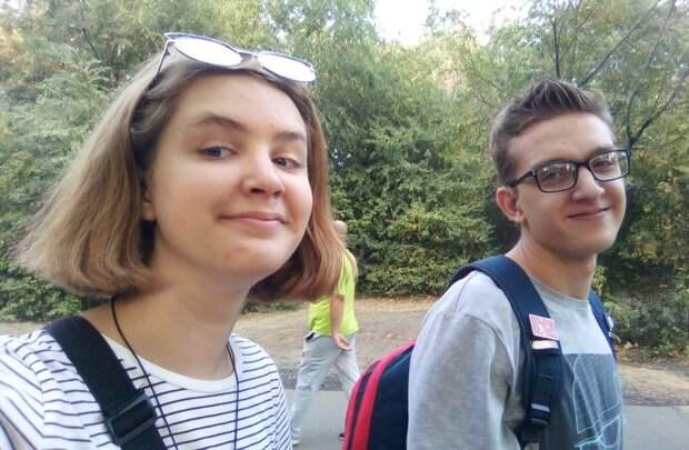 Новая жизнь Артема и Арины Глуховых
