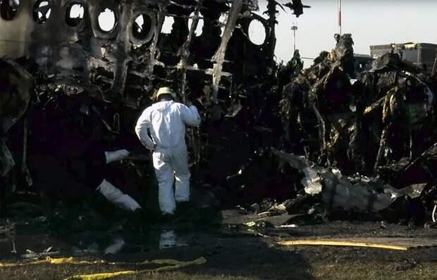 У всех пострадавших в авиакатастрофе в Шереметьево наблюдается положительная динамика